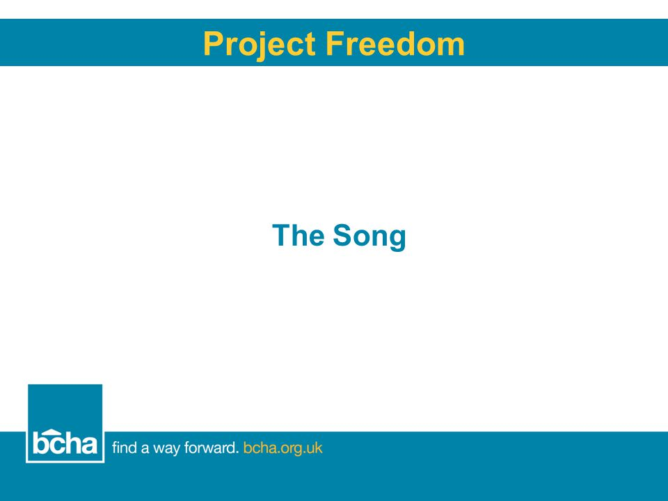 Project Freedom The Song