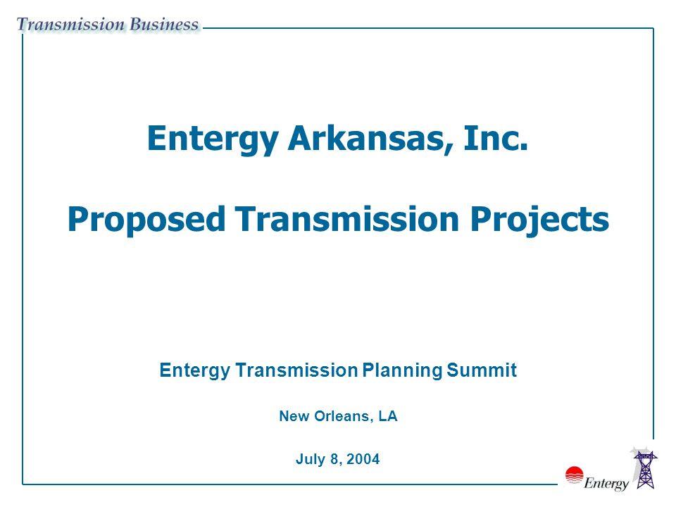 Entergy Arkansas, Inc.