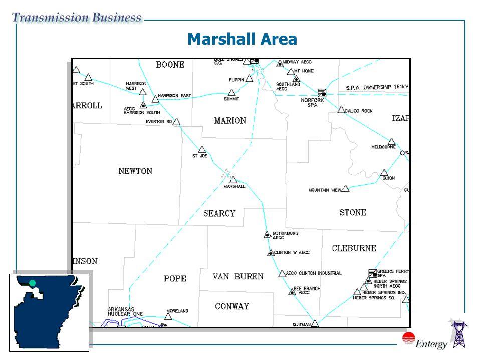 Marshall Area
