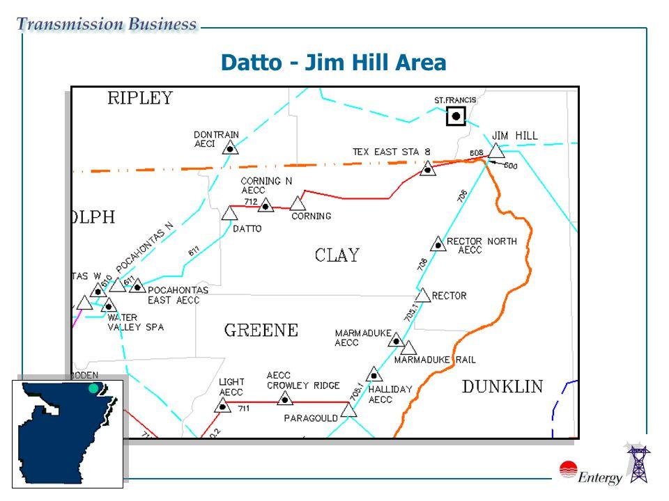 Datto - Jim Hill Area