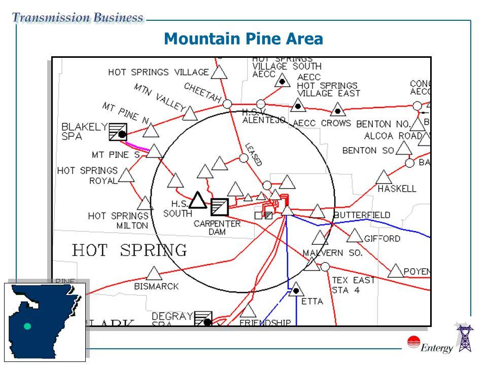 Mountain Pine Area