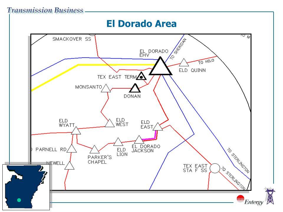 El Dorado Area
