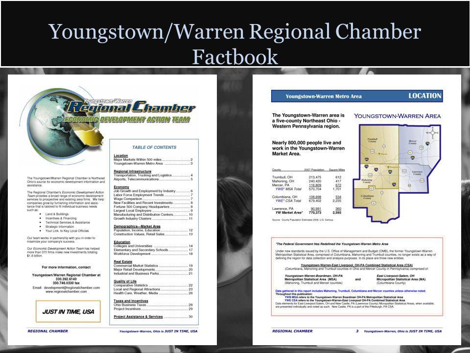 Youngstown/Warren Regional Chamber Factbook