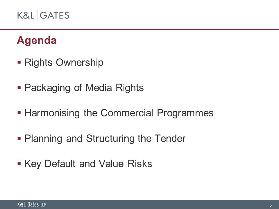 16 Planning and Structuring the Tender  Public law duties - transparency and fairness  Process issues - binding/non-binding bids.