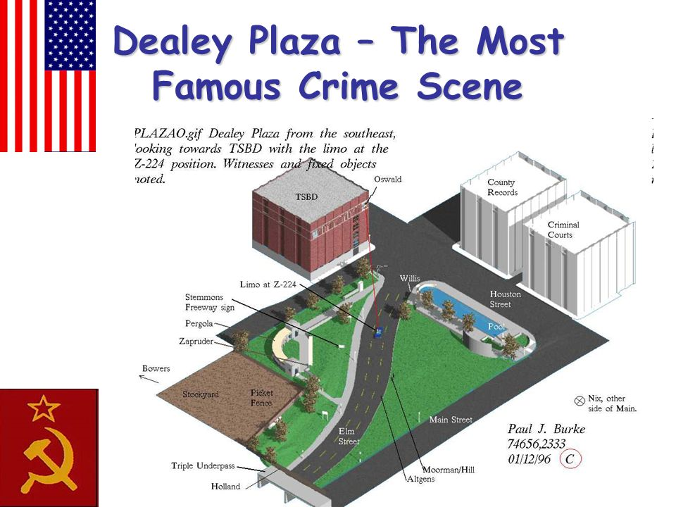 Dealey Plaza – The Most Famous Crime Scene