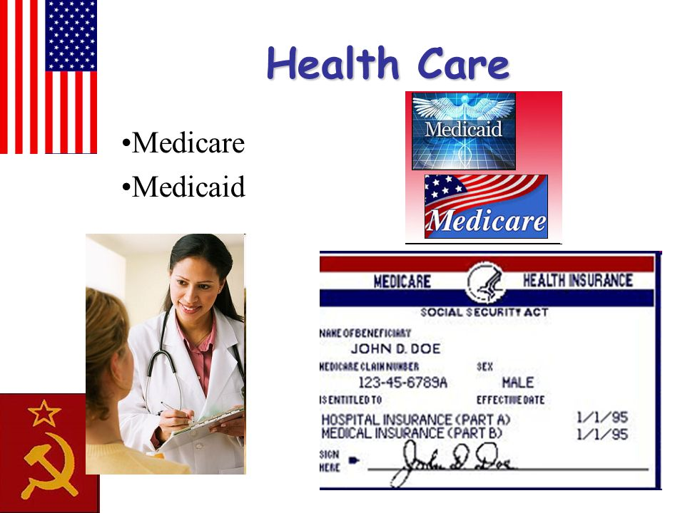 Health Care Medicare Medicaid