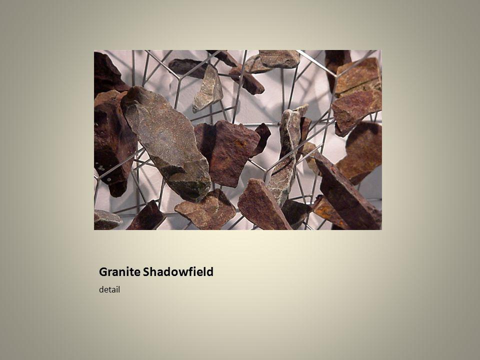 Granite Shadowfield detail