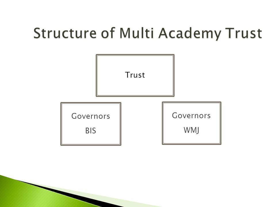 Trust Governors BIS Governors WMJ