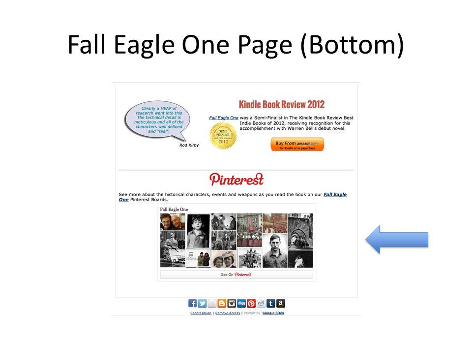 Fall Eagle One Page (Bottom)