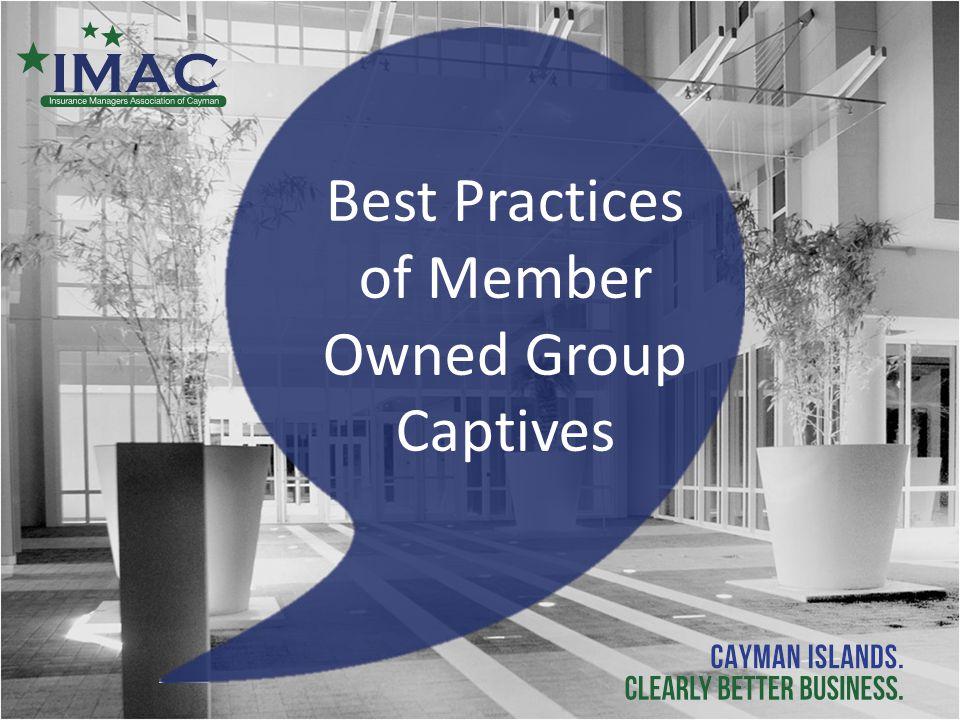 Captive Resources, LLC George Rusu – Chairman & CEO Michael J.