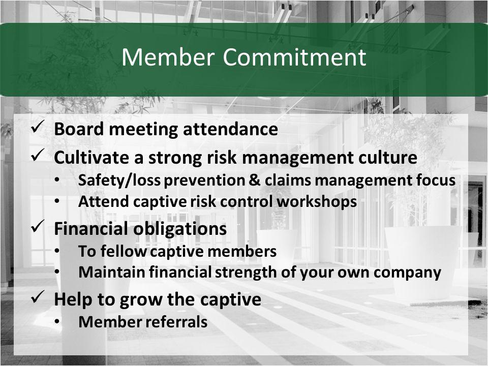 Member Recruitment & Selection