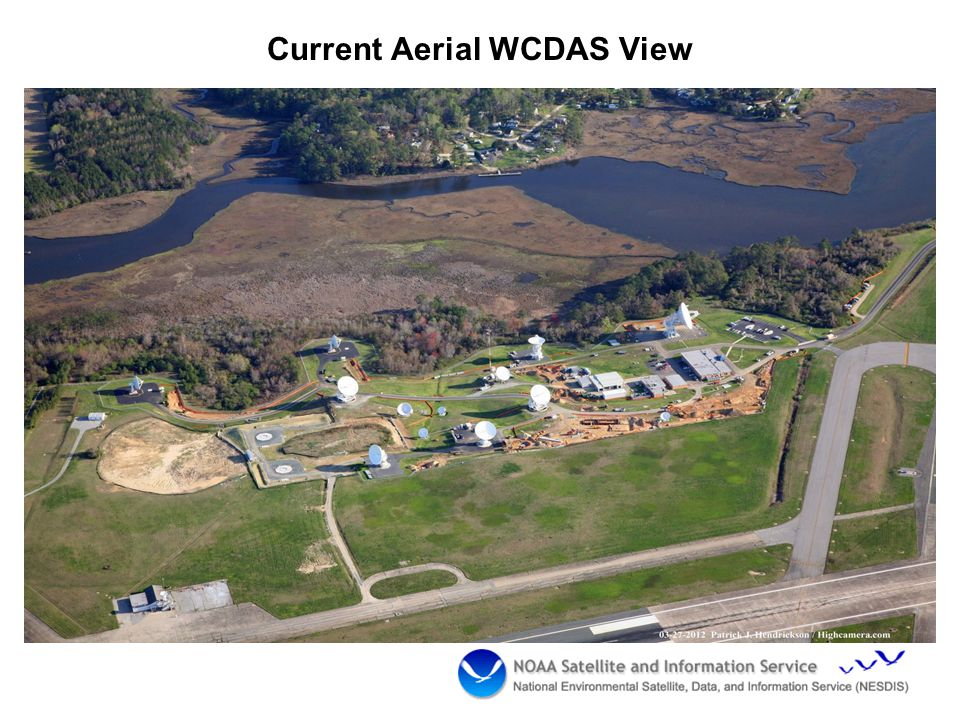 Current Aerial WCDAS View