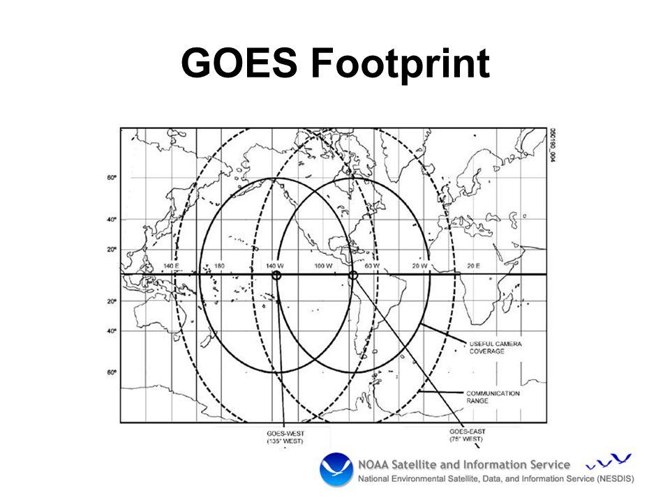 GOES Footprint