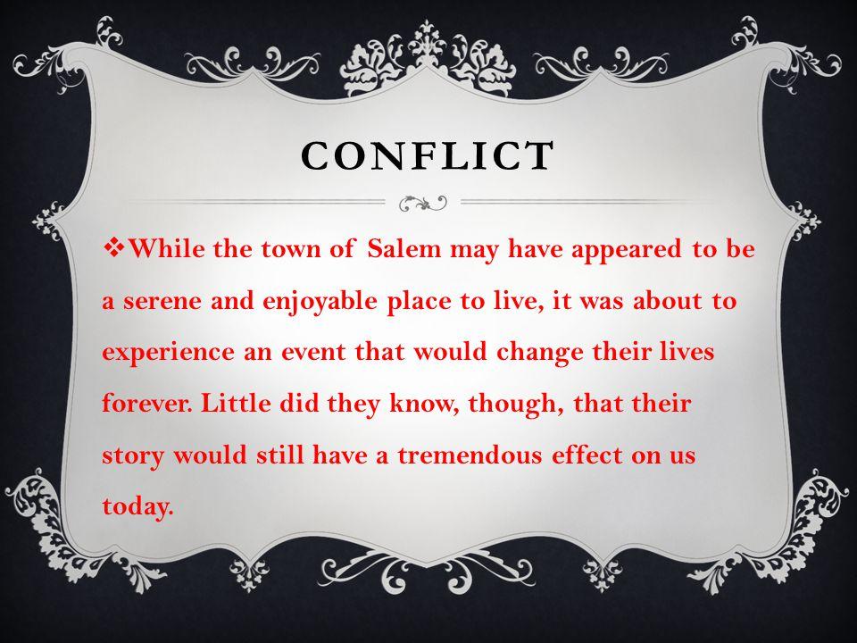 heart conflict fear essay crucible