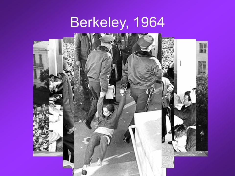 Berkeley, 1964