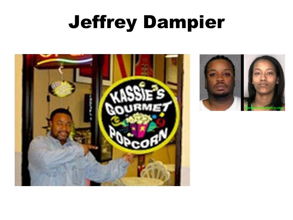 Jeffrey Dampier