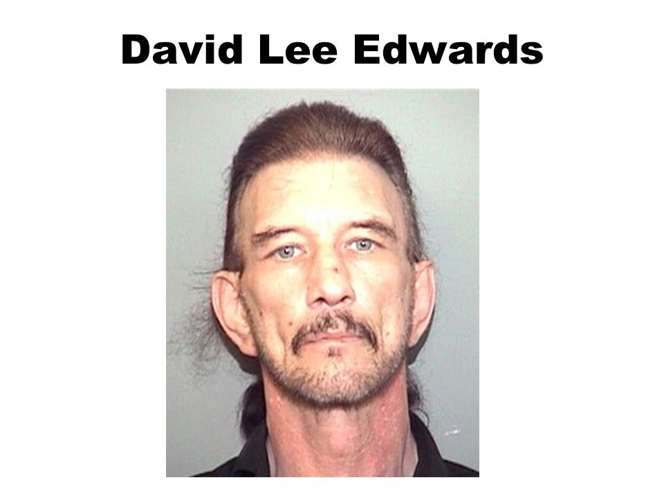 David Lee Edwards