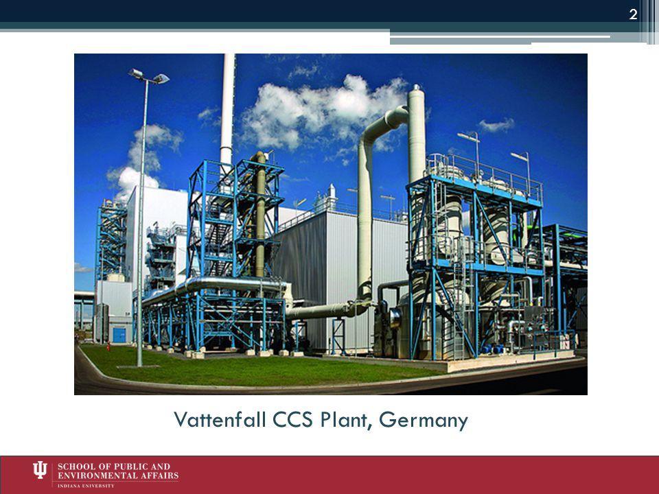 Vattenfall CCS Plant, Germany 2