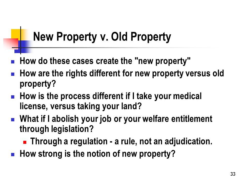33 New Property v.