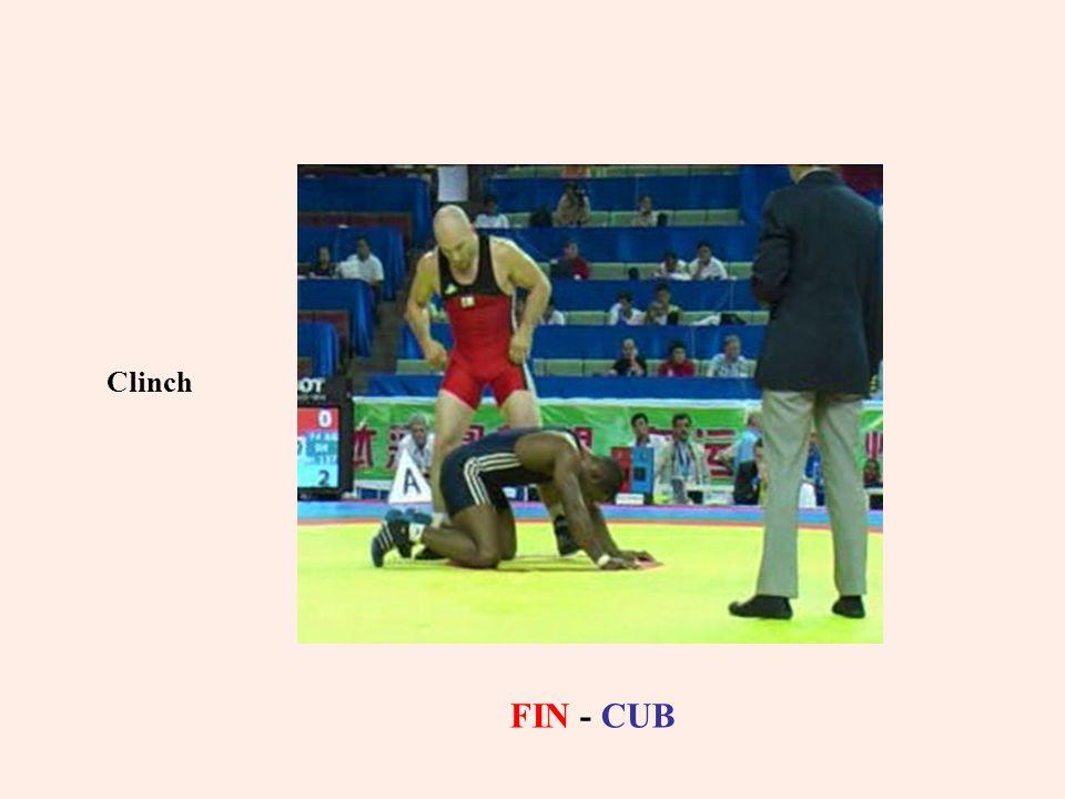 Clinch FIN - CUB