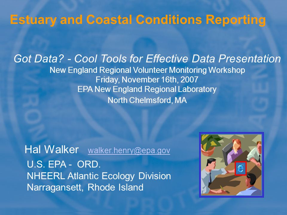 Approach:  Utilize consistently measured indicators to assess and help explain estuarine condition  Utilize Probability surveys  Extrapolates to all of estuarine waters  Addresses 305(b) requirements & GPRA  100% assessed waters  Incorporate existing monitoring programs, & develop hybrid monitoring designs National Coastal Assessment 12