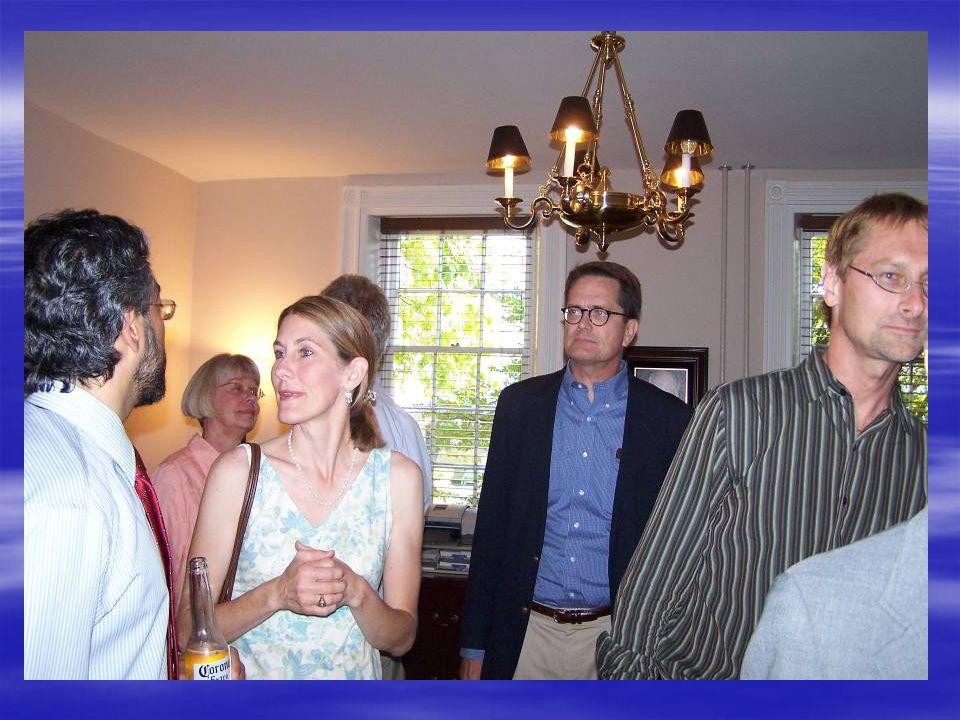 Dr. Drew Lambert ~ the new Keats Society President
