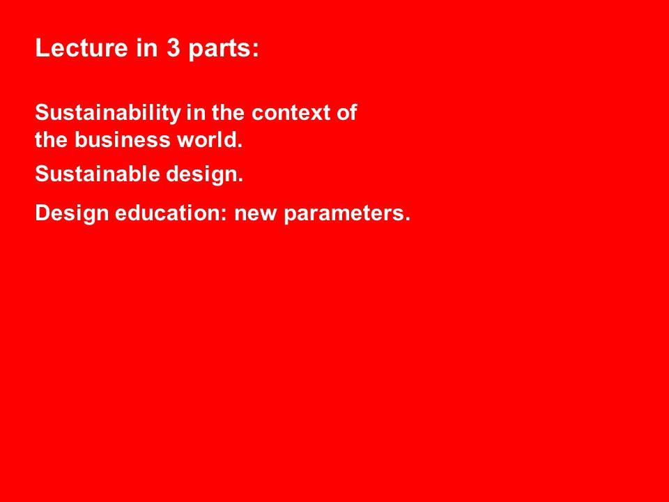Sustainable Design An essential tool in the process of development Karen Blincoe Director/Professor ICIS Center Denmark June 2004