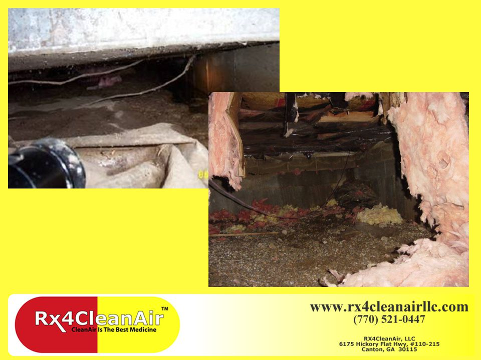 More Before & After Pictures of Crawlspace Repair/Sealing