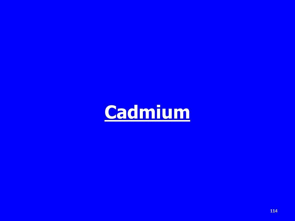 Cadmium 114