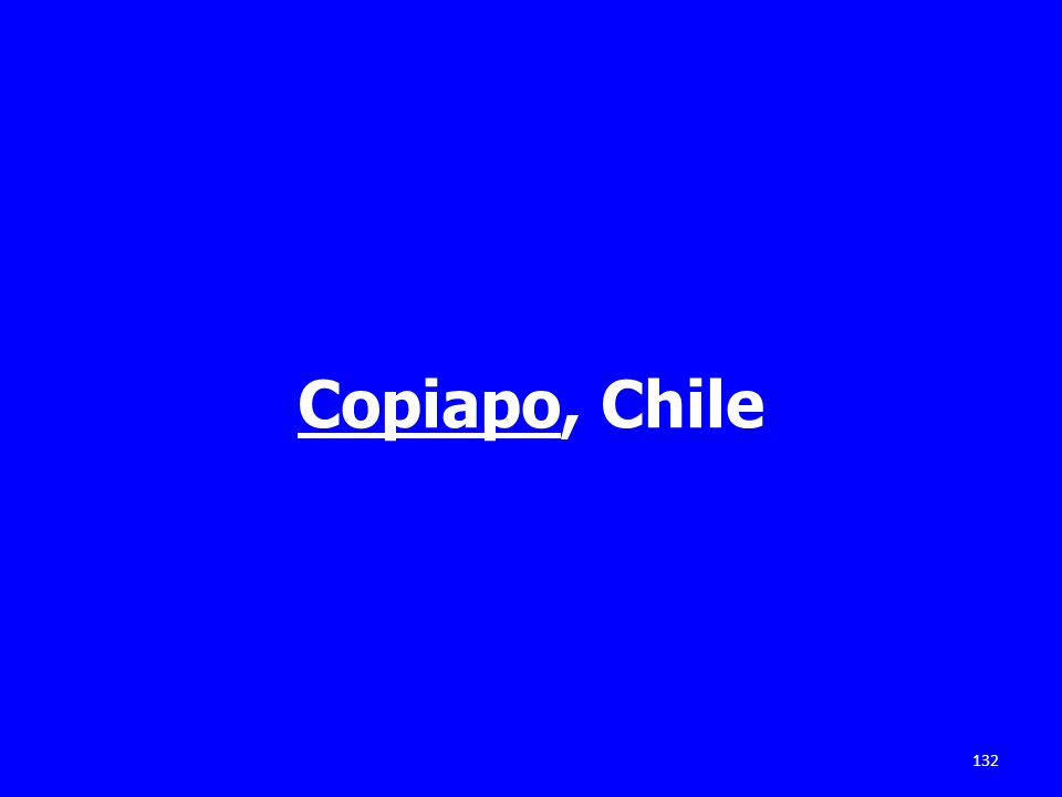 Copiapo, Chile 132