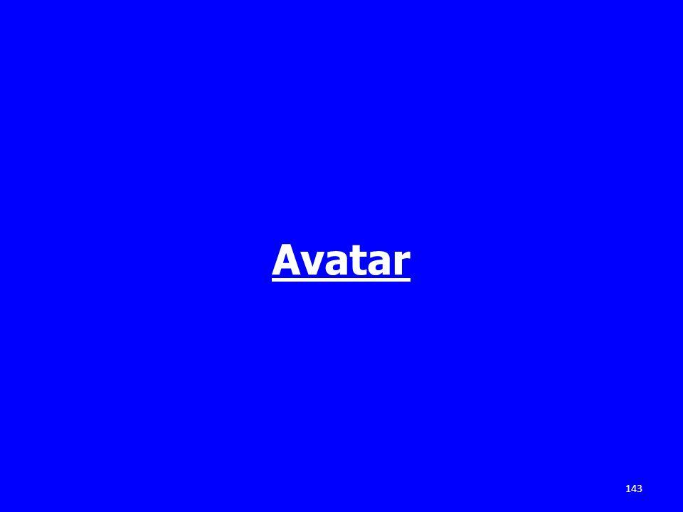 Avatar 143