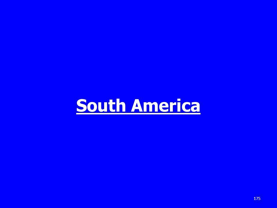 South America 175