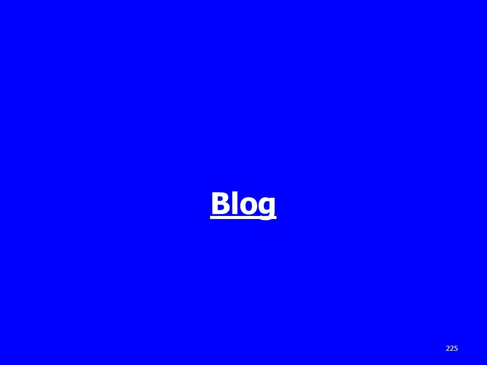 Blog 225