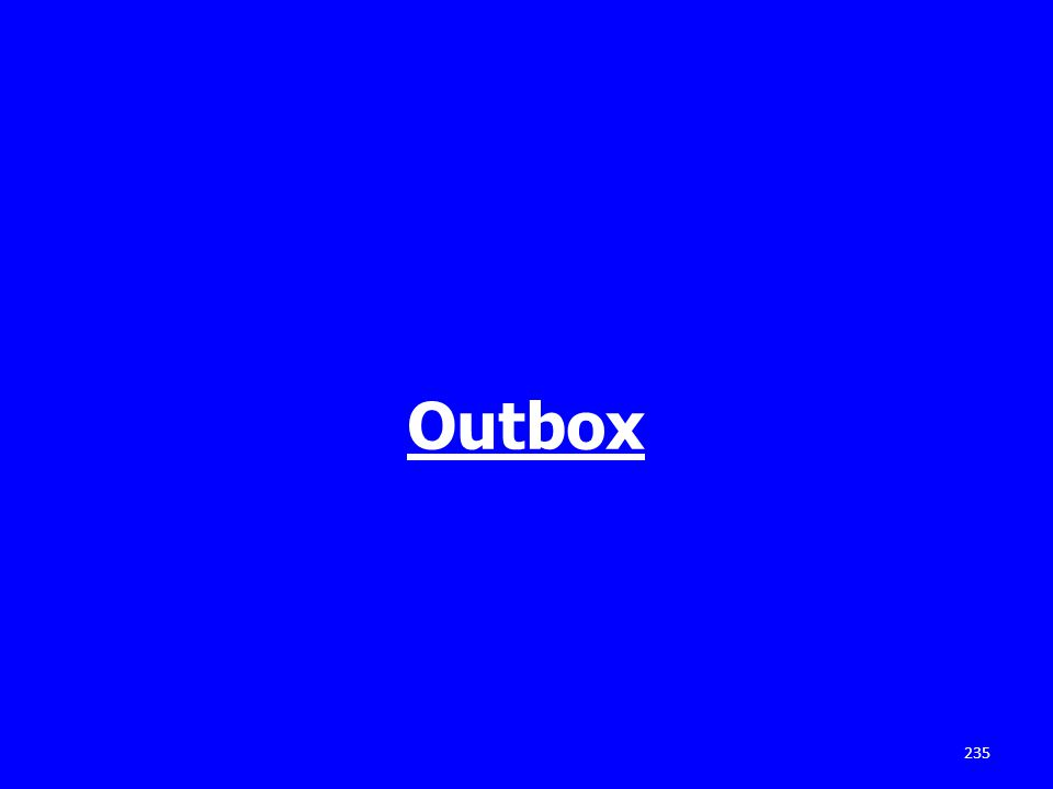Outbox 235