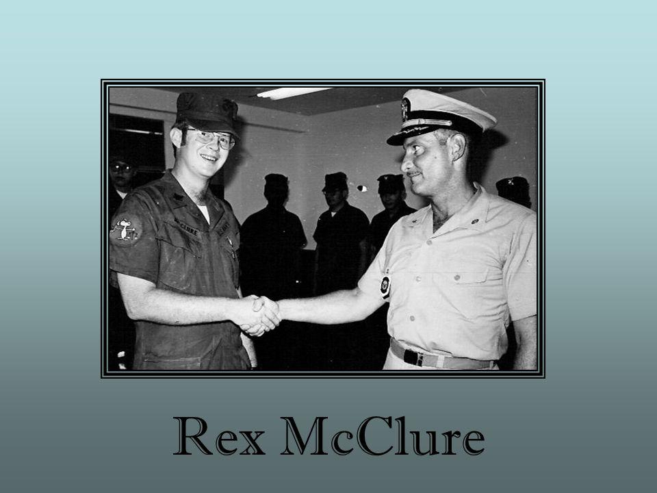 Rex McClure