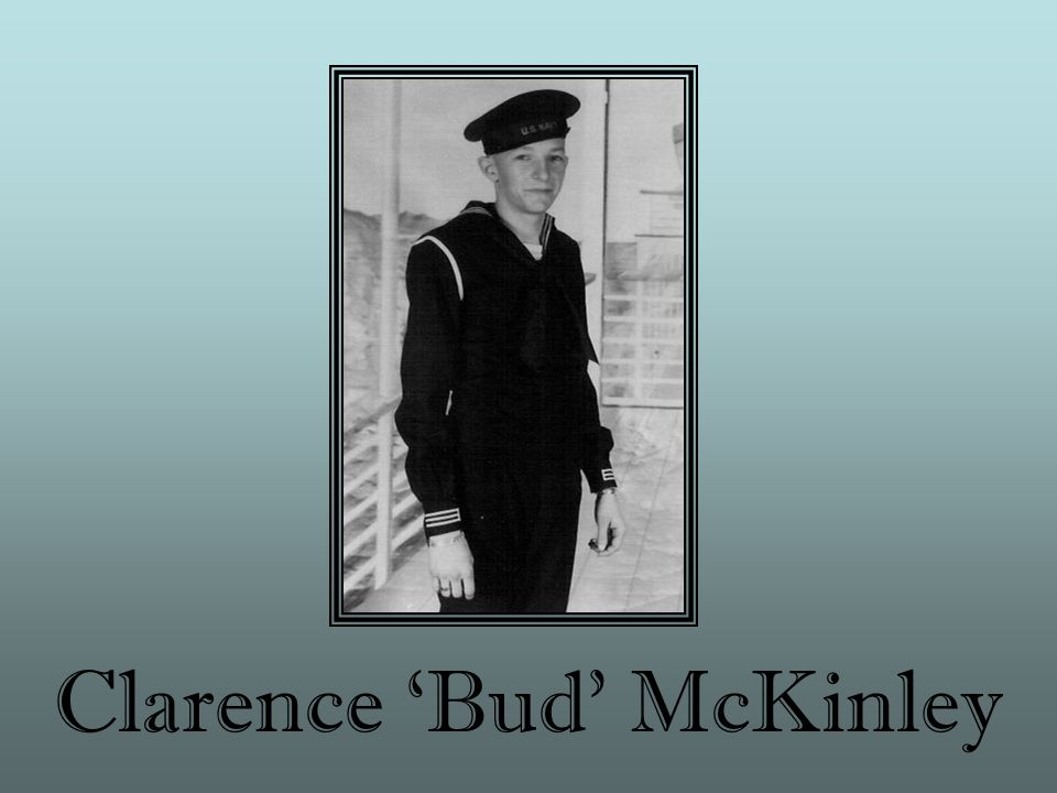 Clarence 'Bud' McKinley