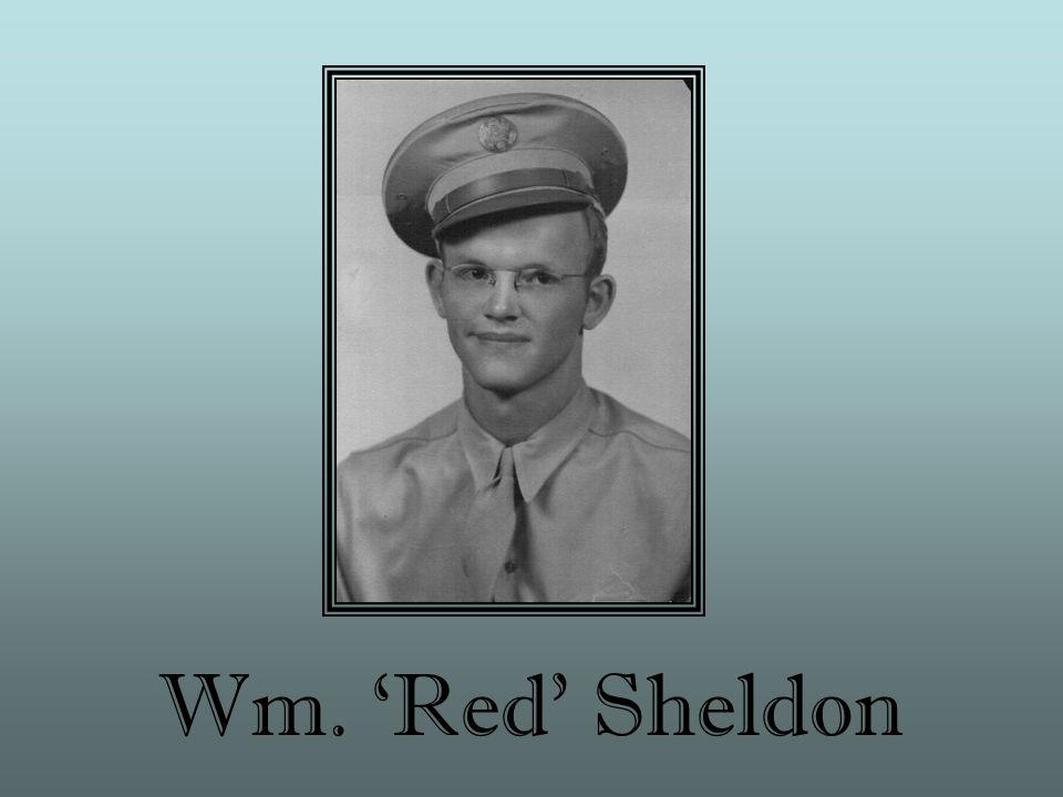 Wm. 'Red' Sheldon