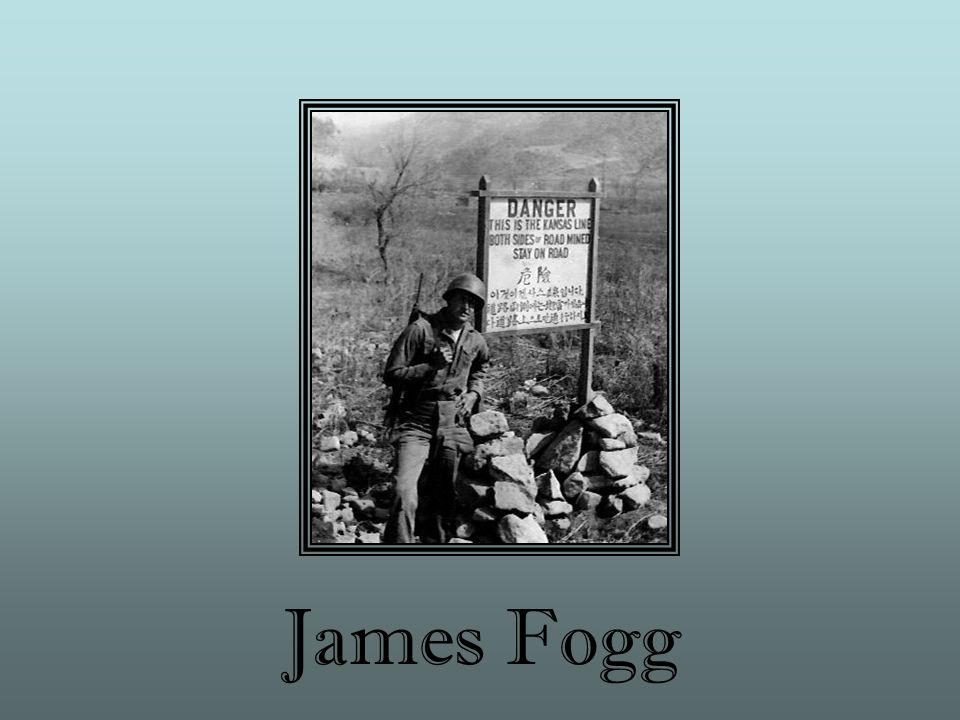 James Fogg