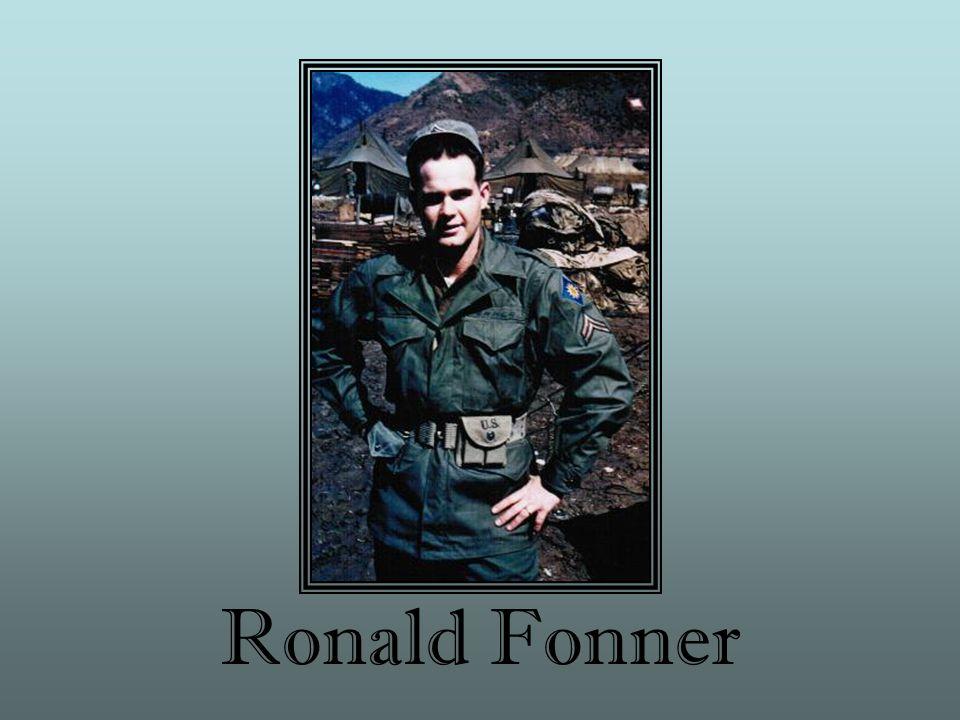Ronald Fonner