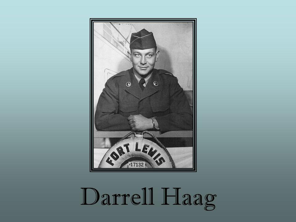 Darrell Haag