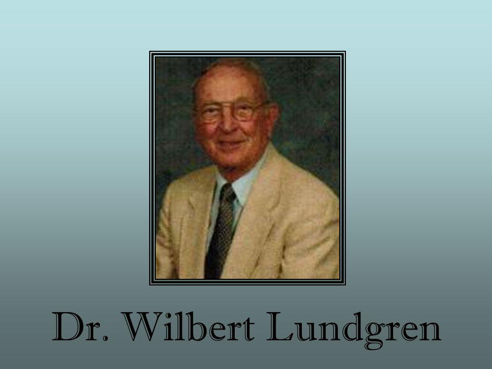 Dr. Wilbert Lundgren