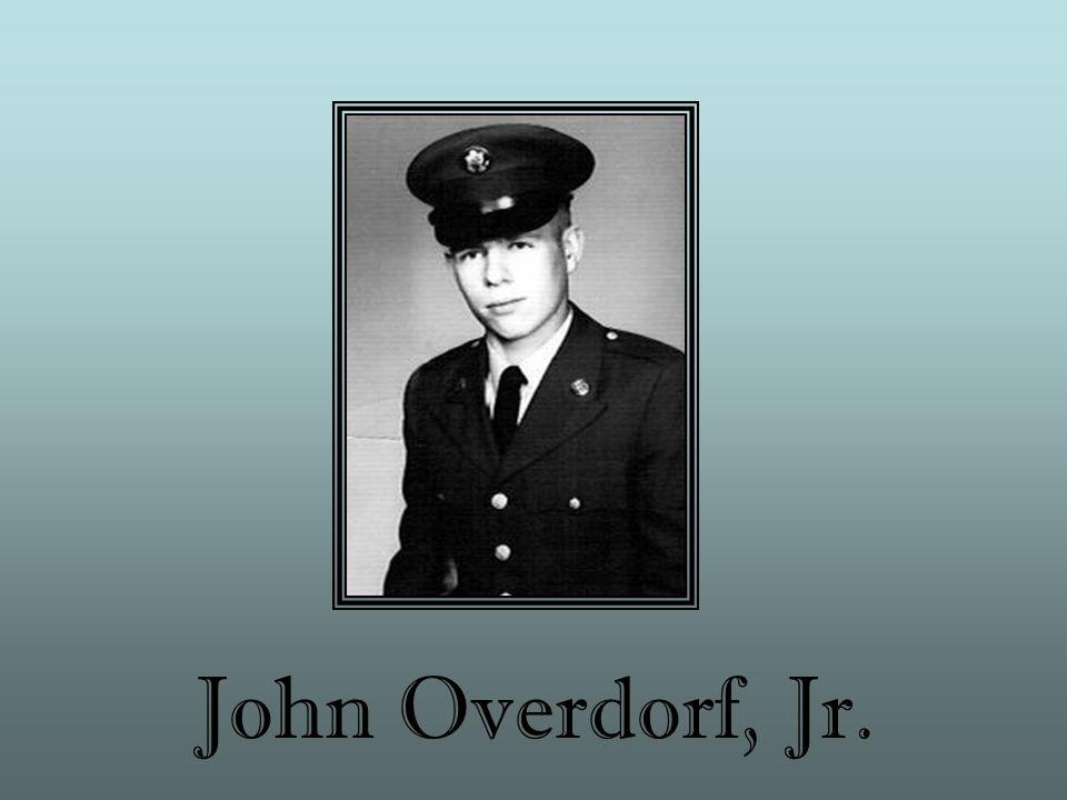 John Overdorf, Jr.