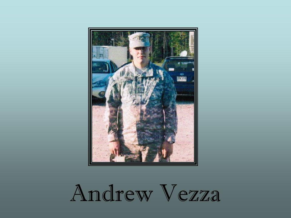 Andrew Vezza
