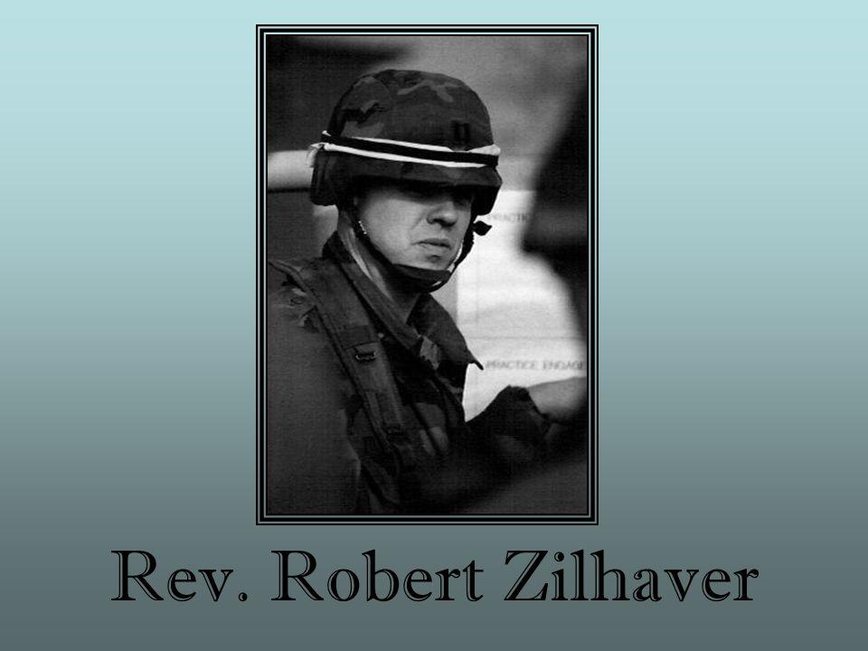 Rev. Robert Zilhaver