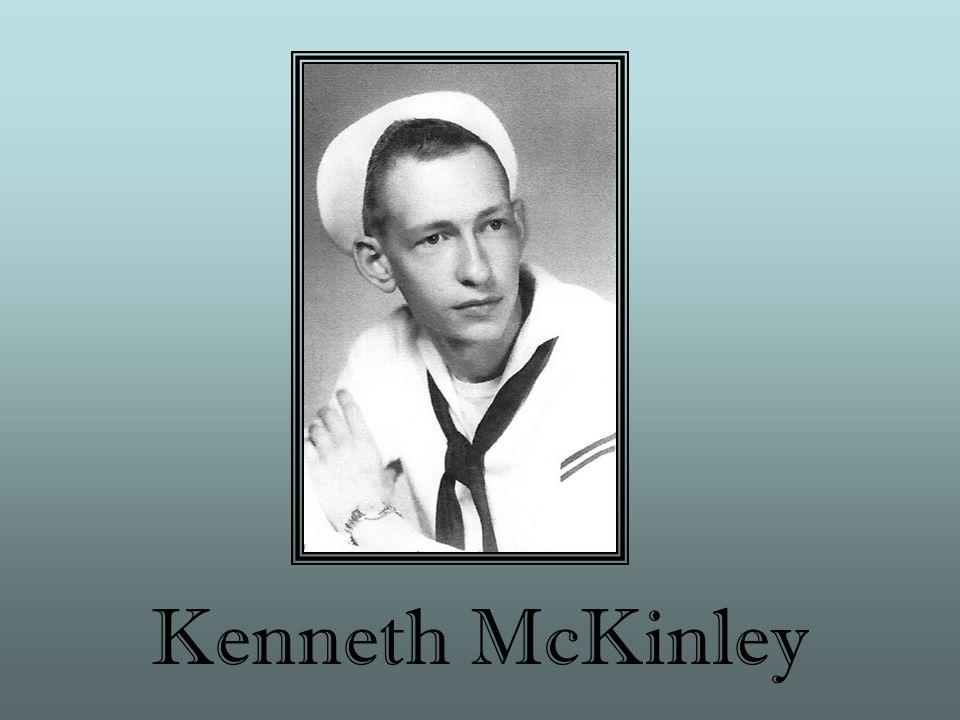 Kenneth McKinley