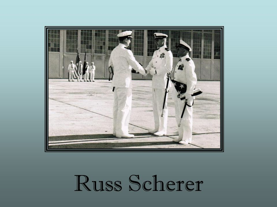 Russ Scherer