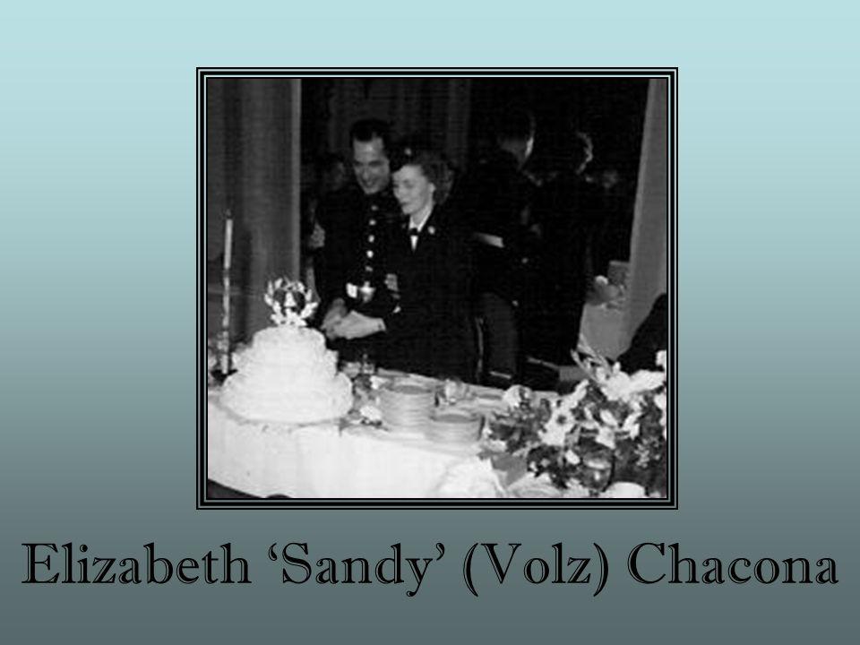 Elizabeth 'Sandy' (Volz) Chacona