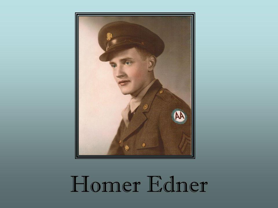 Homer Edner
