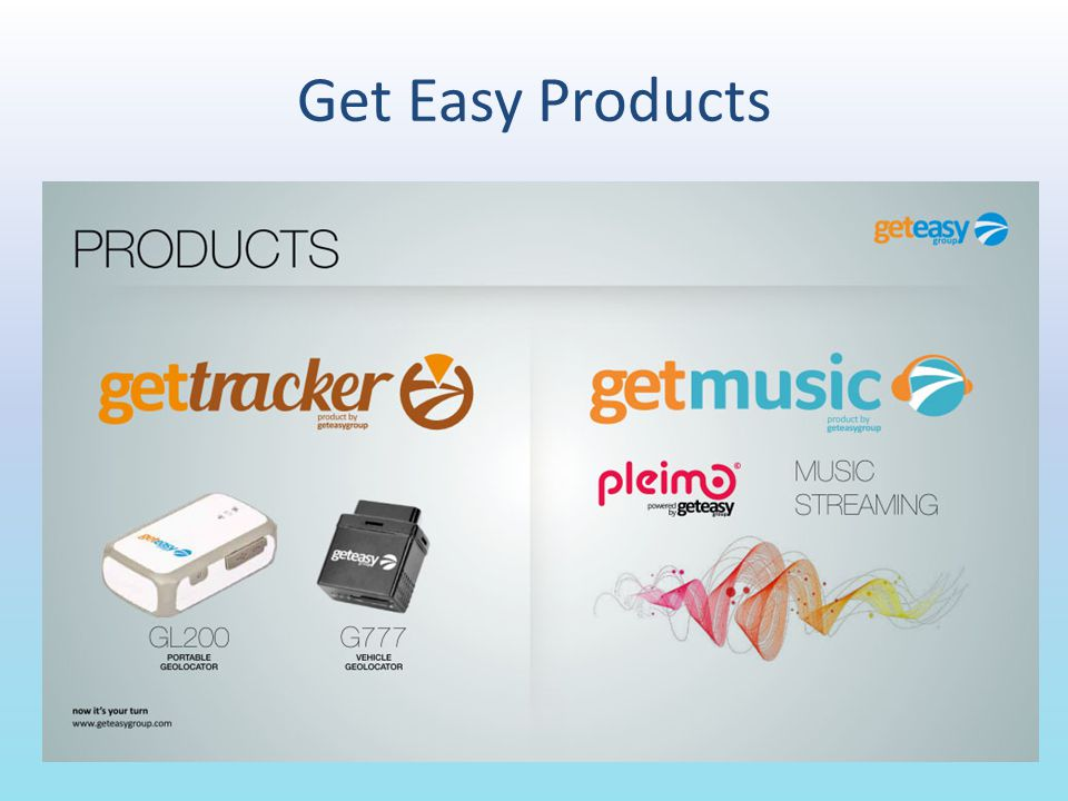 Partners of Get Easy Pleimo