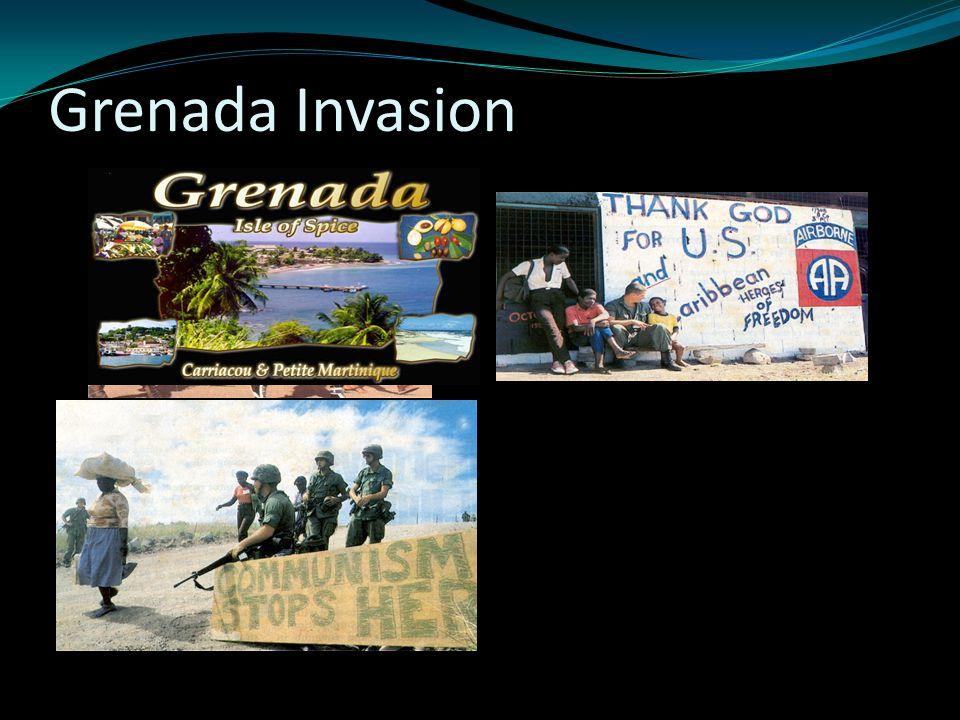 Grenada Invasion